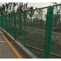 西安框架护栏网现货 1.8*3米带框铁路围栏网 厂区隔离栅网