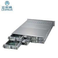 厂家直销 LS2041四系统机架式服务器 高密度、强劲运算服务器主机