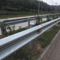 标准公路防护栏 镀锌双波护栏板 高速公路专用波形护栏