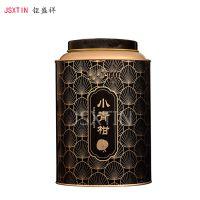 铁罐生产厂 定制陈皮铁罐 马口铁包装容器罐