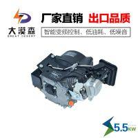 电动车增程器选择大漠森智能增程器发电机48v5500w分体式