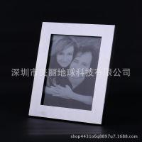欧式铝合金相框摆台10寸创意8x10铝合金照片像框儿童成人相架批发