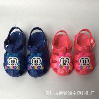 2017夏季新款童凉鞋家居室内防滑学步童凉鞋好质量透气耐磨童凉鞋