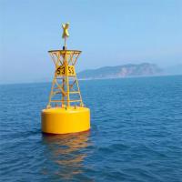 非钢制轻型浮标海上警示航标价格