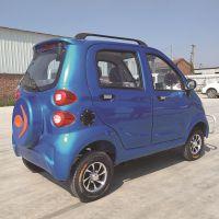 电动汽车迷你型 成人 四轮锂电池电动四轮车全封闭式四轮电动车