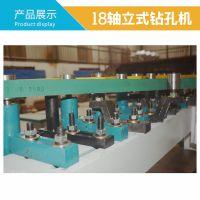 供应元成创18轴立式钻 立式钻孔机 多轴排钻 升降多孔钻 木工钻孔机厂家