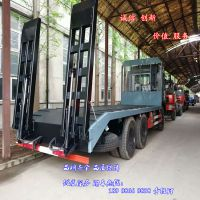 江淮后八轮平板运输车包上牌价格2.0L