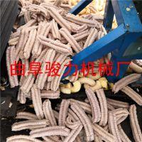 河南好吃不贵的食品膨化机 骏力生产 玉米杂粮弯管型空心棒机 粗粮苞米花机