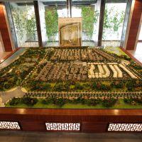 供应房地产、商业地产、售楼处沙盘定制 制作别墅沙盘模型 北京生产厂家