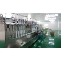 广东双驰机械供应全自动无纺布设备 自动湿巾机 80片婴儿湿巾机