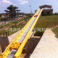 厂家供应大型水上乐园设备大喇叭滑梯水上乐园输送设备皮筏提升机
