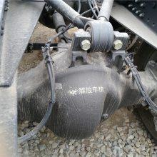 360挖机专用前四后八平板拖车陕汽轩德挖机拖车