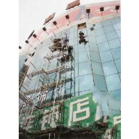 广州幕墙玻璃安装加固/幕墙玻璃维修拆除/更换幕墙密封胶