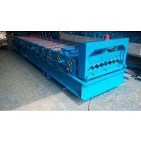 直供鑫宝盛全自动750型横装板压瓦机