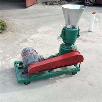 颗粒饲料机器的视频 饲料颗粒机设备 养殖制粒机