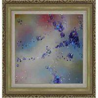 和诚紫金水晶画艺术新品 来成就时尚新生活