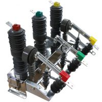 厂家直销ZW32-12高压真空断路器