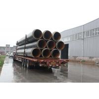 钢套钢玻璃岩棉保温螺旋钢管厂家生产