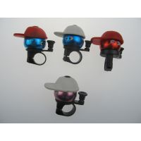 厂家直销儿童滑板车铃铛 玩具童车装饰品 自行车通用迷你小铃铛