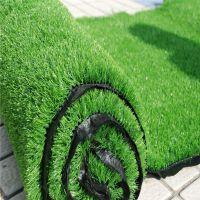 小学足球场假草坪 人造草坪 铺设仿真草皮