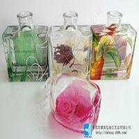 厂家【专业加工】香水瓶印刷、水转印、移印