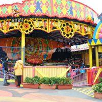 杭州深受群众喜爱的雷霆节拍公园游乐场设备厂家