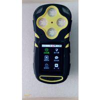 KA标志氧气一氧化碳二氧化氮三合一气体检测仪