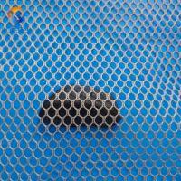 热销产品 涤纶六角粗网 洗衣袋网眼布 箱包渔具网布
