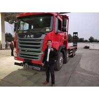 江淮A系列挖机拖车|拉400重型机械运输车价格2.0L排量