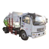 一辆东风5方餐厨垃圾车多少钱 哪里有卖 泔水运转处理车