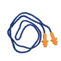 3M 1270 隔音耳塞 硅胶带线防水耳塞游泳学习睡觉用防噪音可水洗