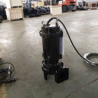 博利源潜水泵生产厂家 污水系列水泵维修 切刀型潜水式水泵安装
