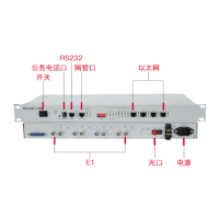 4E1加4网络光纤延长器转换器PDH多业务光端机