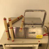 生产捆香机 板香打捆机 收紧佛香捆扎机 鲁强机械