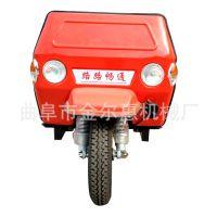 短途运输渣土三轮车 工地砂石运输三轮车 可定做柴油三轮车加高