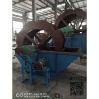厂家直销供应洗砂设备,轮斗螺旋洗砂机