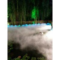 公园雾森系统/小区售楼部景观人造雾设备/森林人造雾雾森装置多少钱