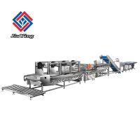 供应九盈JY-18000毛菜清洗设备,洗毛菜机,整颗菜清洗机直销,可定制