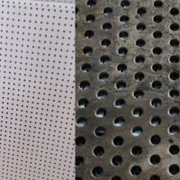 优质圆孔孔板q235材质 无锡冲孔网厂家 板厚可定制