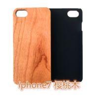 新款木质手机壳i77PPC加木保护套可来图来样私人定制型号及图案