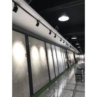 冲孔板瓷砖展架地板展示板瓷砖展厅专用冲孔板展架