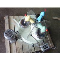 江西维克多厂家供应三头研磨机 XPM120*3研磨粉碎机 玛瑙料钵研磨机