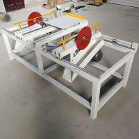 久东机械开料锯 木工双头锯 可调式双端锯 木包装设备厂家定制