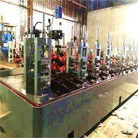 二方高频焊管设备 不锈钢排烟管螺旋直缝焊管机多少钱