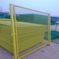 车间隔离护栏 基坑四周护栏 仓库隔断网