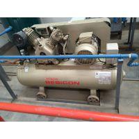 日立有油活塞空压机 日立BEBICON往复式空压机2.2P-9.5V5C