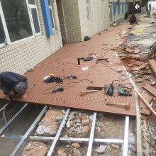 安徽省德林贵(图)-室外防腐木地板安装-北京防腐木地板