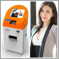 千麒泰 社区停车场自动缴费机 景区自动取票机 自助收银终端