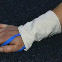 护腕帆布加厚护腕带衬护腕电焊工防高温火花飞溅臂部防护焊工护具