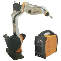 全自动二氧焊接机械手 可定做国产六轴关节焊接机器人 上料机器人